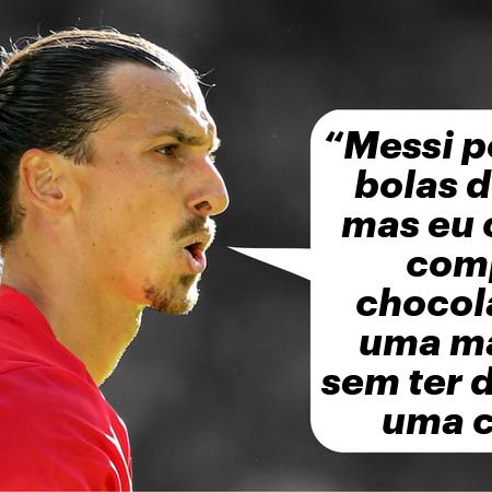 20 das melhores frases já proferidas pelo Rei Zlatan Ibrahimovic