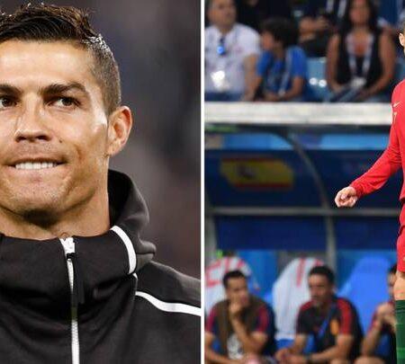Eis a estranha cláusula que todas as pessoas têm de assinar para poderem trabalhar com Cristiano Ronaldo