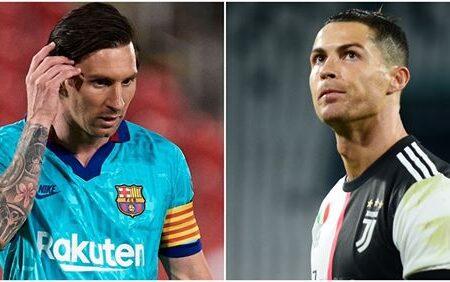 Investigação computacional coloca um ponto final ao debate Lionel Messi vs. Cristiano Ronaldo
