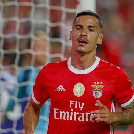 Chiquinho pode estar de saída do Benfica