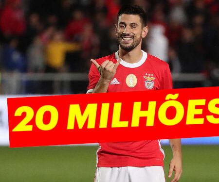 PIZZI: 20 MILHÕES