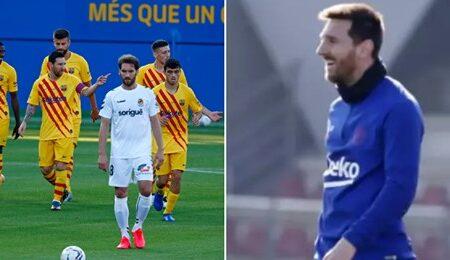 A 'Regra Lionel Messi' que todos os jogadores do Barcelona têm de seguir