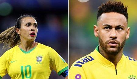 Seleção Brasileira anuncia igualdade de salários entre futebolistas do sexo feminino e masculino