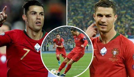 """Dados sobre os golos que Cristiano Ronaldo marcou por Portugal expõem """"incapacidade"""" em marcar às grandes selecções"""