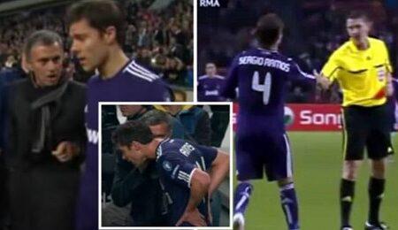 O dia em que José Mourinho deu instruções claras a Xabi Alonso e a Sergio Ramos para serem expulsos deliberadamente