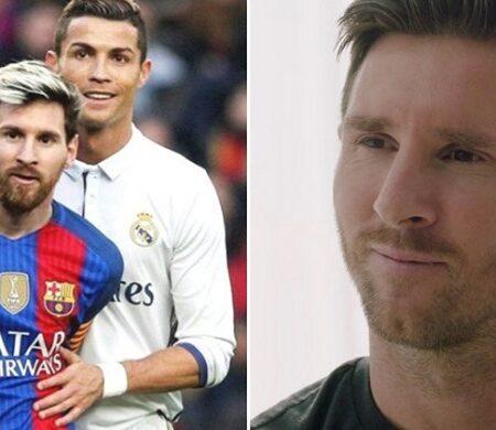Lionel Messi abre-se sobre a rivalidade com Cristiano Ronaldo em brilhante e honesta nova entrevista