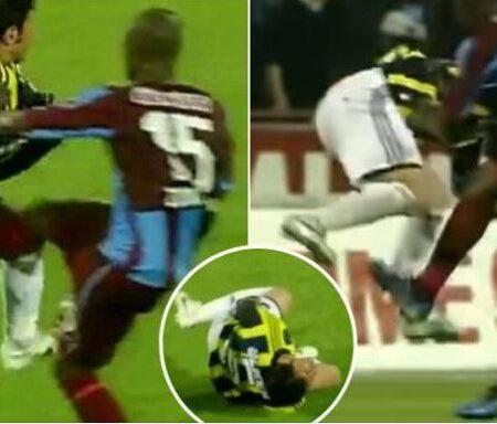 O momento icónico em que Didier Zokora correu, literalmente, com o racismo do futebol ao pontapé