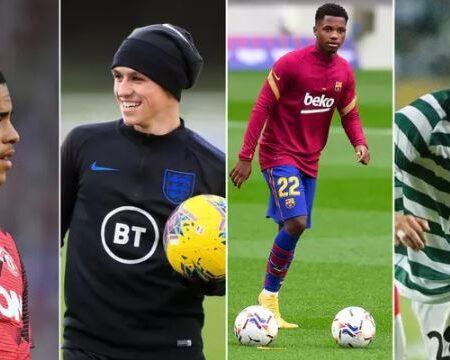 Estudo produz lista das academias de futebol que produzem os melhores jogadores e existem DUAS PORTUGUESAS na mesma