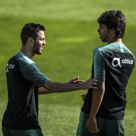 João Félix pode rumar ao City em troca directa com Bernardo Silva