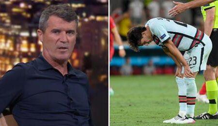 """Roy Keane chama João Félix de """"impostor"""" depois da sua prestação frente à Bélgica"""