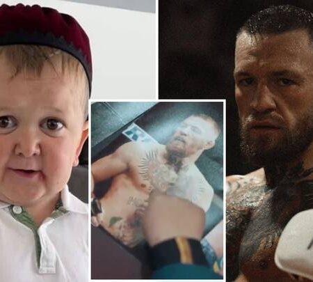 Hasbullah Magomedov quer lutar com McGregor