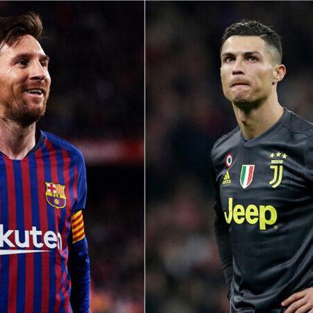 Laporta sonha com Cristiano Ronaldo e Lionel Messi a jogarem juntos