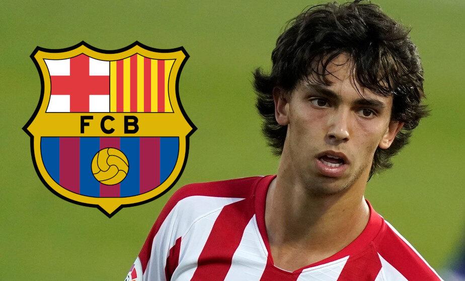 Barcelona quer João Félix, por empréstimo