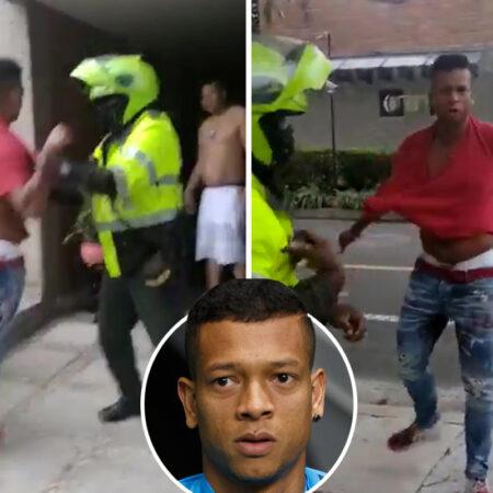 Ex jogador do FC Porto é detido depois de ter agredido os seus pais em vídeo chocante
