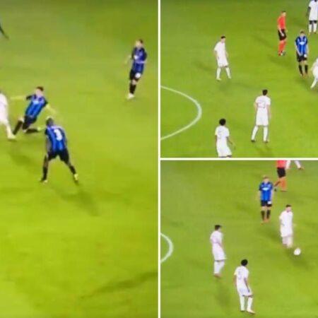 """Vídeo de Lionel Messi a """"ser desiludido"""" pelos seus colegas no PSG está a preocupar os adeptos"""
