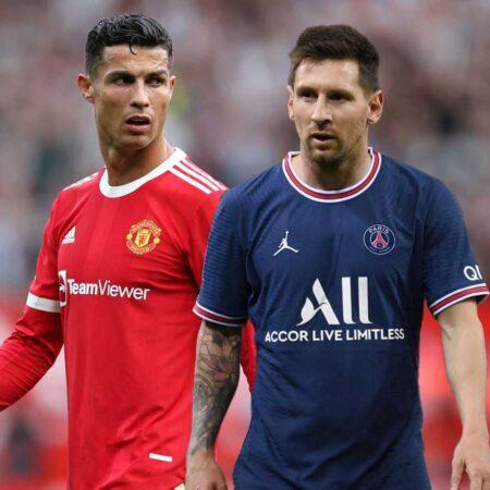 Os 22 melhores jogadores do FIFA 22 foram anunciados e Cristiano Ronaldo já não está no top 2