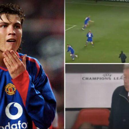 A comparação que Sir Alex Ferguson fez entre Messi e Ronaldo volta a dar que falar