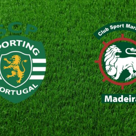 Sporting vence o Marítimo em tempo de descontos