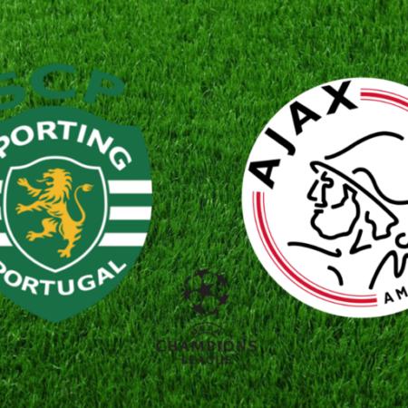 Sporting CP sofre derrota pesada frente ao Ajax (1-5)
