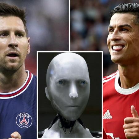 Supercomputador prevê o quão bem o Manchester United e o PSG se vão sair na Champions com Ronaldo e Messi